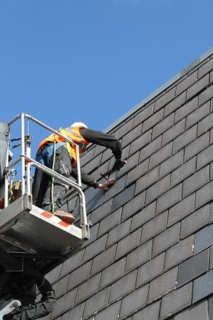 Asda Store Roof Repair 6