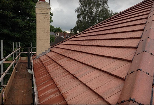 Tiled-Roof-Barnsley