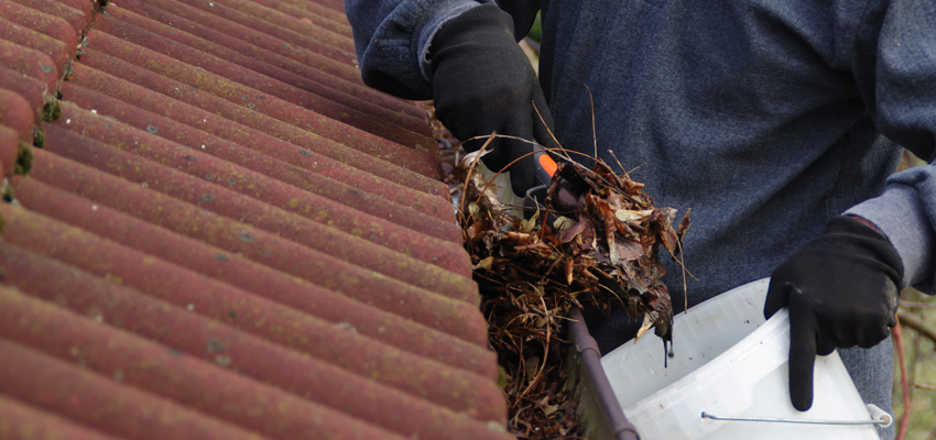 How Long Does It Take to Clean Your Gutters?