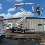 Scaffolding vs Powered Access Boom – Which is Best for Your Roof?